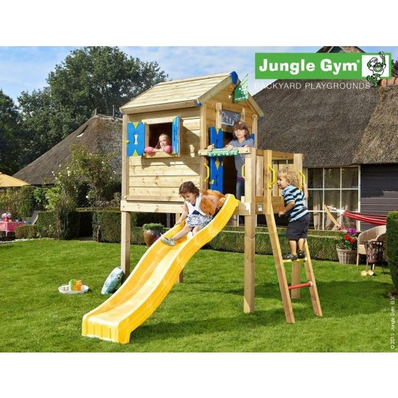 Jungle Playhouse L (s malom terasom)