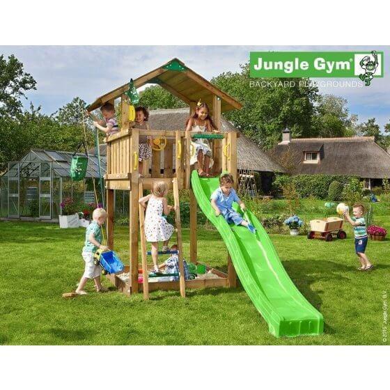 Jungle Chalet