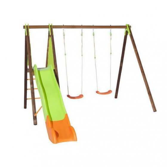 MALTO Dječje igralište drvo-metal 2,30 m