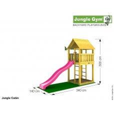 Jungle Cabin