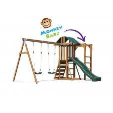 JUNIORFORT MONKEY WITH WAVE SLIDE dječje igralište