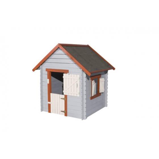 Kućica za igru DONA obojena